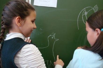 Юля - школа - май 2008 5
